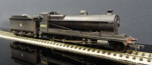 31-004A Robinson Class O4 2-8-0 63762 BR Early Weathered